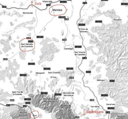 plan Elbruc-Manresa
